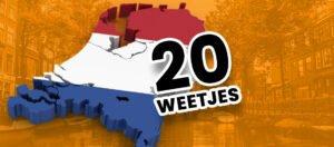 20 weetjes over Nederland