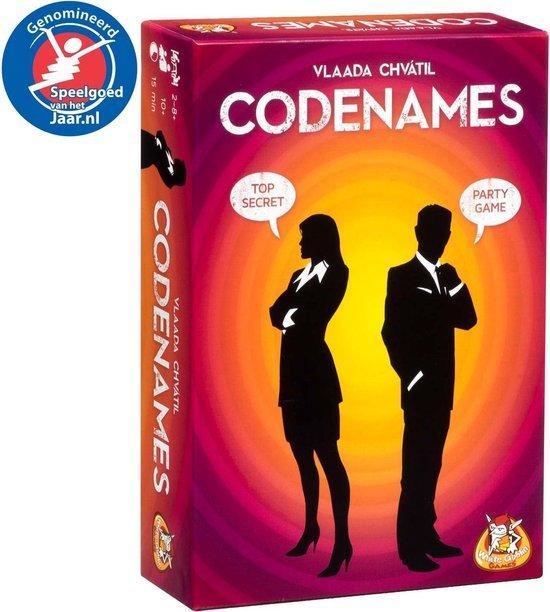 Het gezinsleven - Codenames 1