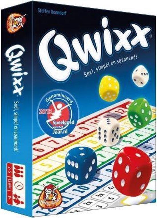 Het gezinsleven - Qwixx 1