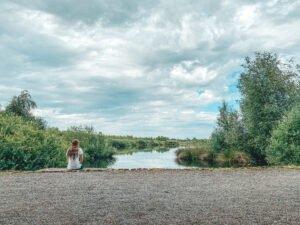 Het Gezinsleven - Uitstapjes - Natuur - Ontdek de natuur in Noord-Brabant - weids uitzicht met water in de Groote Peel