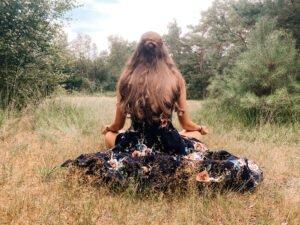 Het Gezinsleven - Moeder & kind - Moeders - Alles over mindfulness - meditatie foto