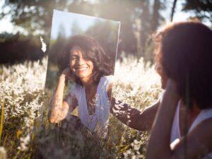 Het Gezinsleven - Moeder & kind - Moeders - Nee zeggen in 7 stappen - Praten in de spiegel