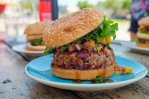 Het Gezinsleven - Lifestyle - Koken en Recepten - Vegan Fastfood - Vegan Burger